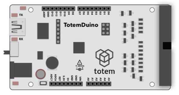 TotemDuino of Mini Lab