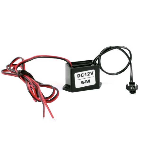 Inverter 12V per cavi elettroluminescenti