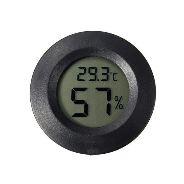 Termometro igrometro da pannello