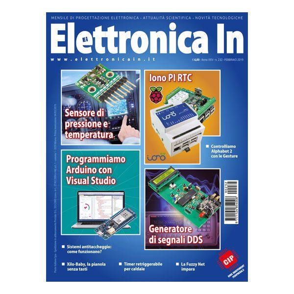 Elettronica In n. 232 - Febbraio19