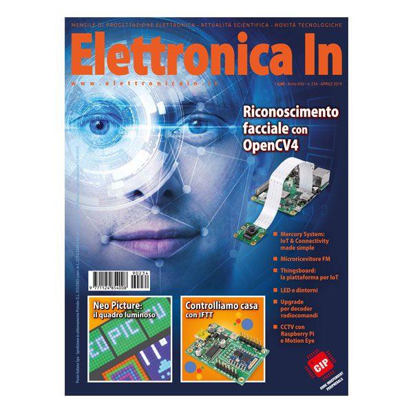 Elettronica In n. 234 - Aprile19