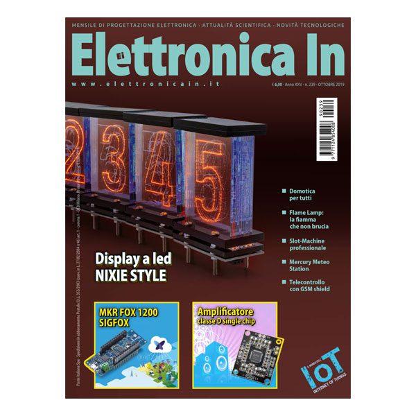 Elettronica In n. 239 - Ottobre19