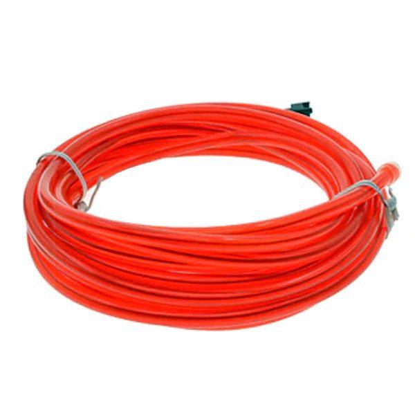 Cavo elettroluminescente Rosso - 5 metri / 2,3 mm