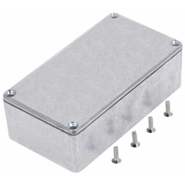 Contenitore in alluminio - 120x66x39