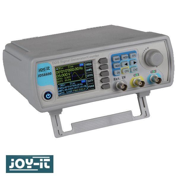 Generatore di segnali e frequenzimetro 2 CH - 60 MHz