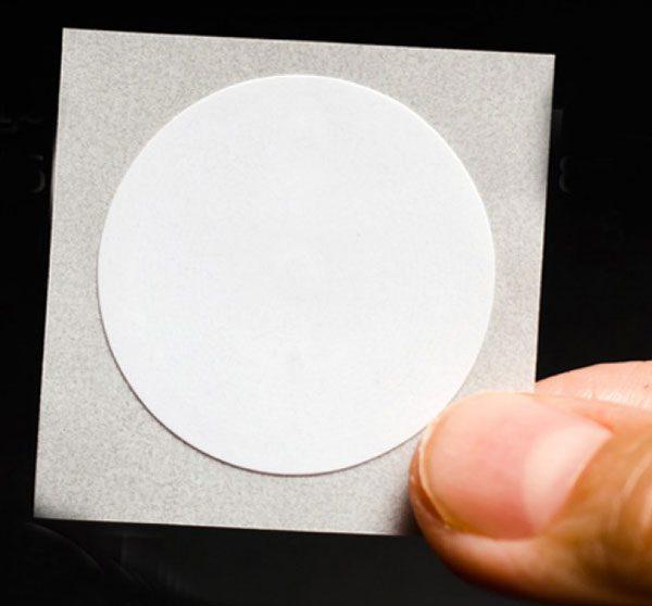 NFC adesivo 13.56 MHz