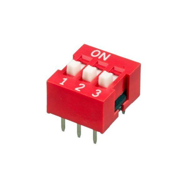 Dip Switch 3 posizioni