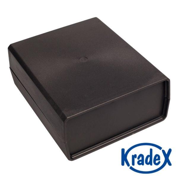 Contenitore plastico con pannelli laterali - 70x150x179 mm