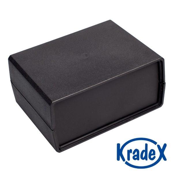 Contenitore plastico con pannelli laterali - 70x110x150 mm
