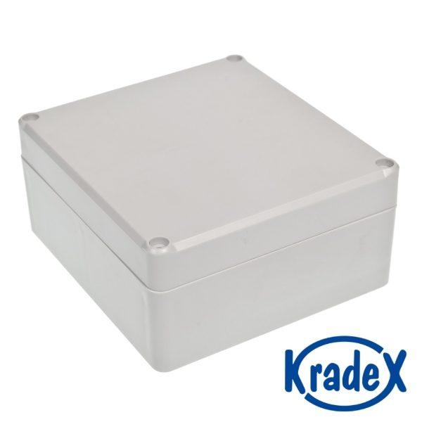 Contenitore plastico  ermetico - 58,1x115,4x125,3 mm