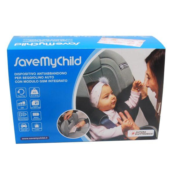 Save my Child - Dispositivo anti-abbandono per seggiolino auto