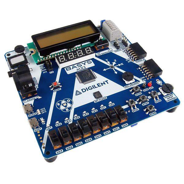 Basys MX3: Scheda di formazione PIC32MX per i corsi sui sistemi embedded