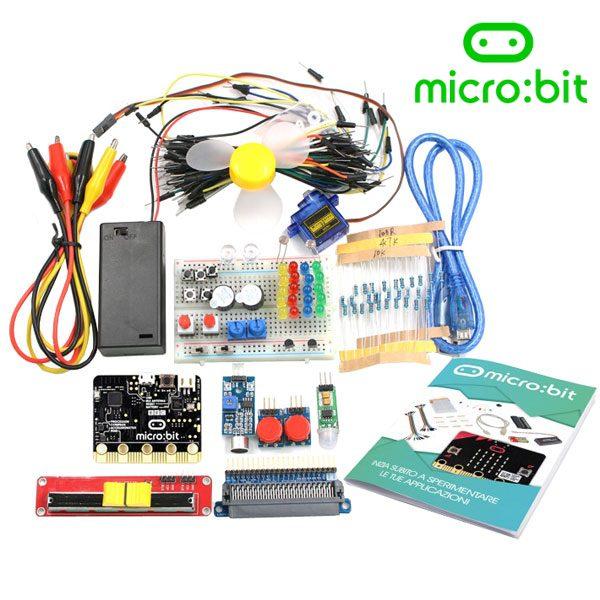 Micro:bit Starter Kit Versione 2