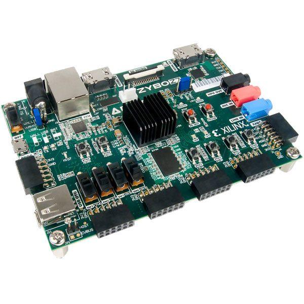 Piattaforma SoC ZYBOZ7 Zynq-7000 ARM/FPGA Z7-10