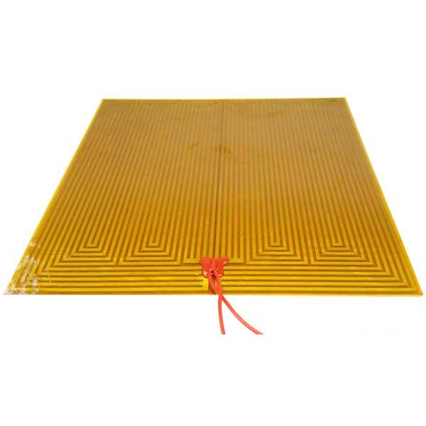 Foglio riscaldato in Kapton 40x40cm per 3D4040