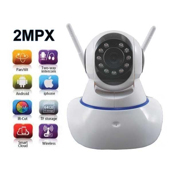 Telecamera IP WiFi - 2MPX - ONVIF