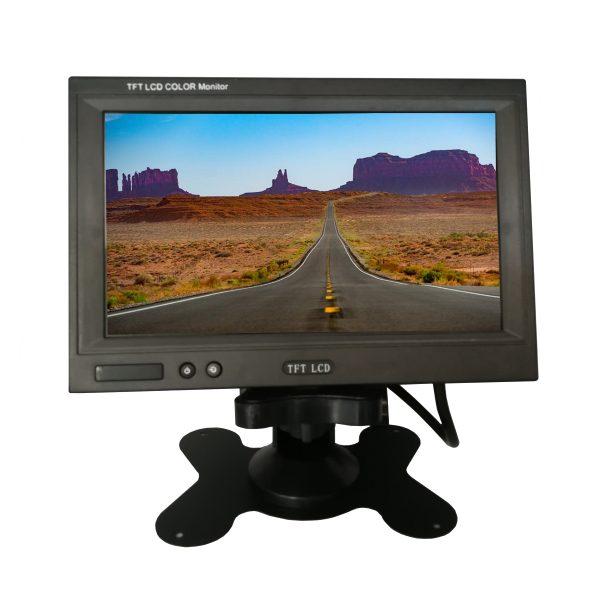 MONITOR LCD TFT A COLORI 7 POLLICI