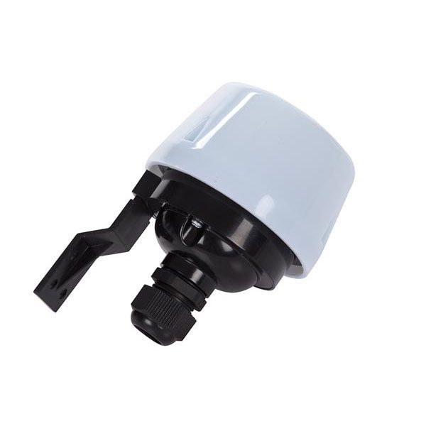 Interruttore crepuscolare per luci fino a 1200 watt  - 220 Vac