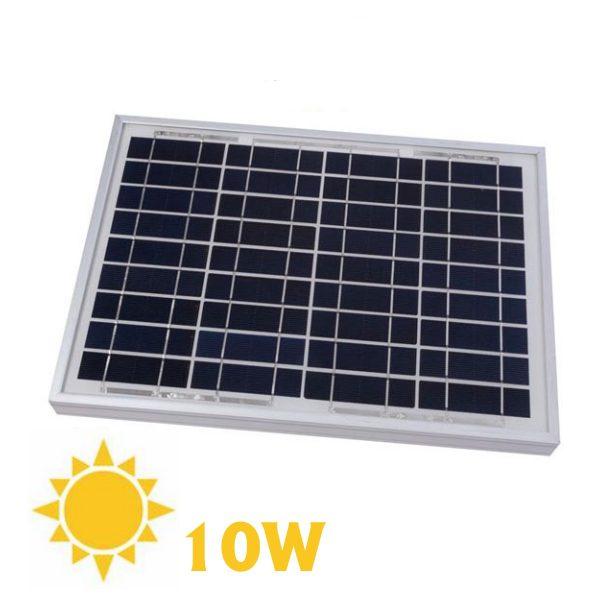 Pannello solare policristallino 12V-10W