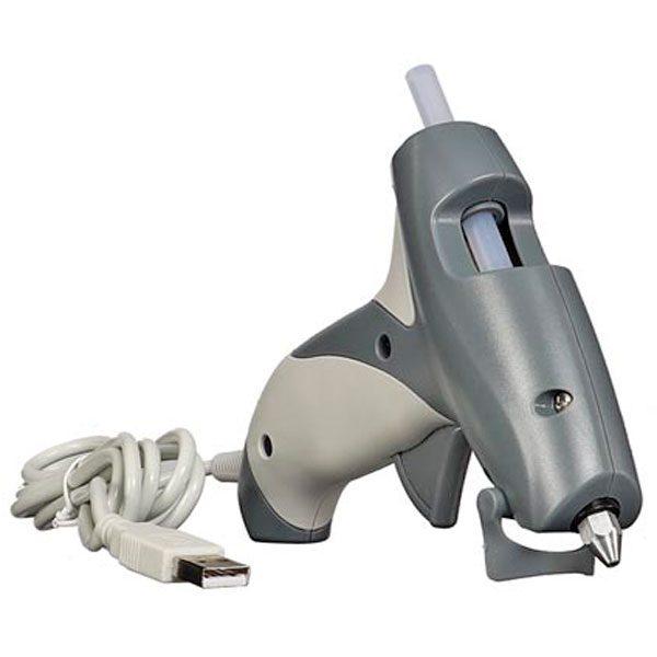 Pistola colla a caldo - alimentazione USB