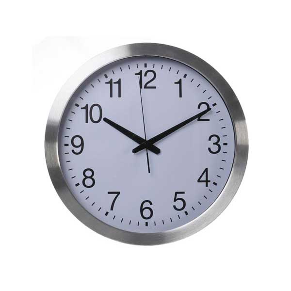 Orologio da parete DCF - Diametro 40 cm