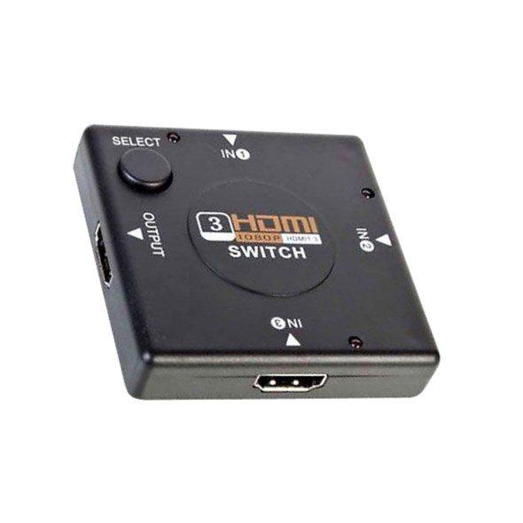 Commutatore HDMI FULL HD 3 in 1
