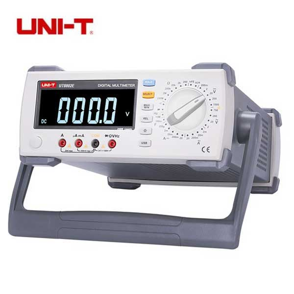 Multimetro digitale da banco con interfaccia USB