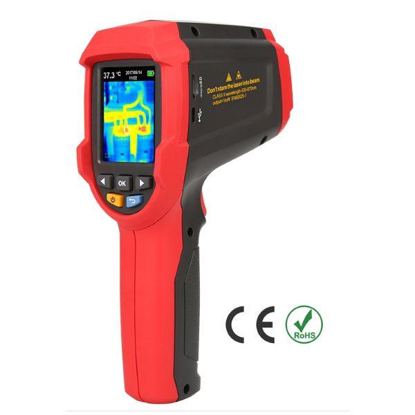 Termocamera laser  (da -30°C a +400°C)