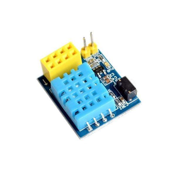 Modulo con sensore di temperatura e umidità DHT11