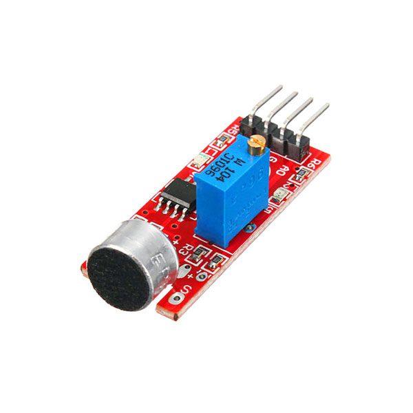 Modulo rilevatore di suono - uscita analogica e digitale