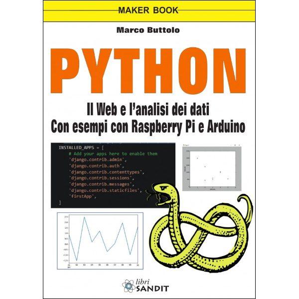 Libro - Python il web e l'analisi dei dati