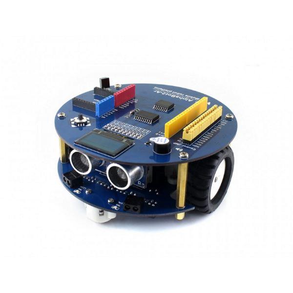 Alphabot 2 -piattaforma robotica completa programmabile, arduino compatibile